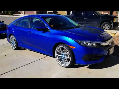 Road to SEMA | I Love Stan Civic Phase 1 Complete