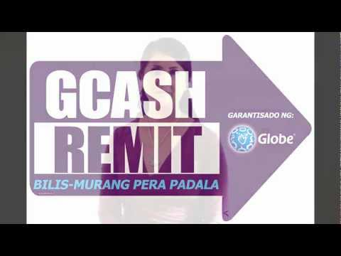 Remit - GCASH...