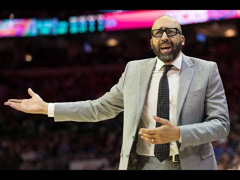 "Video: Is David Fizdale's ""process"" making the New York Knicks any better?"