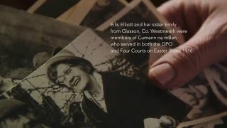 Eilis and Emily Elliott - Four Courts Garrison