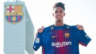 Download Video Vitinho ● Brazilian Talent ● Welcome To Barcelona 2017/2018 MP3 3GP MP4