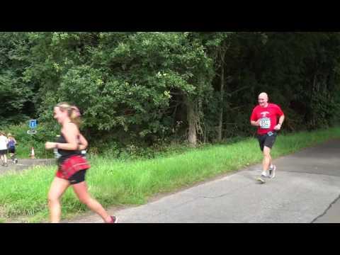 2016 Touch of Tartan Half Marathon Run Perth Perthshire Scotland