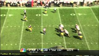 Stephon Tuitt vs Purdue (2012)