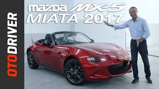 Video Mazda MX-5 Miata 2017 First Impression Review Indonesia | OtoDriver MP3, 3GP, MP4, WEBM, AVI, FLV Mei 2017