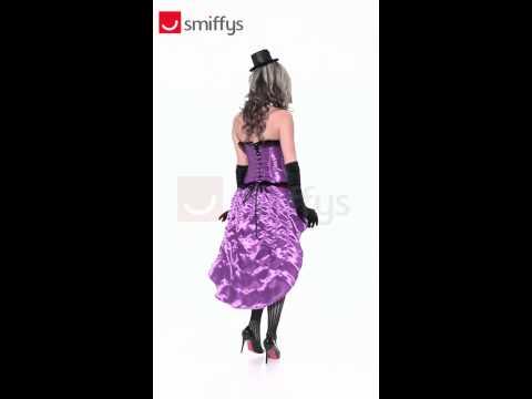 43884 Burlesque Glamour Costume
