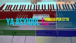 Video Ya Asyiqol Musthofa - Yamaha PSR S770 MP3, 3GP, MP4, WEBM, AVI, FLV November 2018