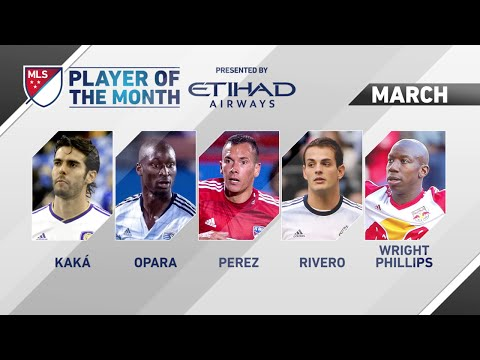 Video: Etihad Airways Player of the Month Nomin