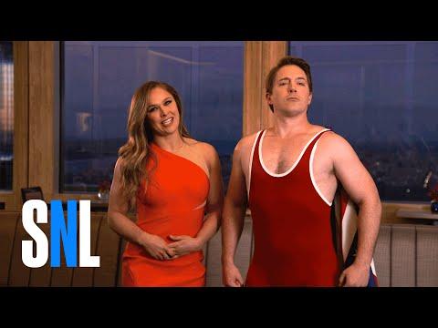 Ronda Rousey Hosting SNL