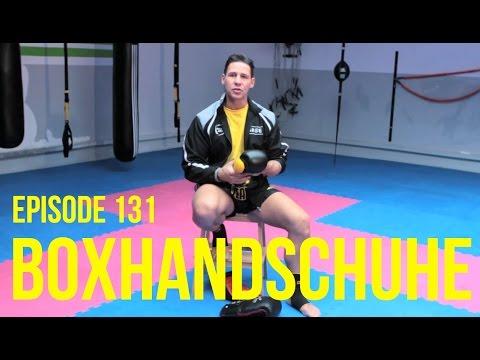 Kickbox Training #131 - Kaufberatung Boxhandschuhe / Kickboxen lernen / Köln / Bonn / Fitness