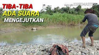 Download Video LAGI ASIK MANCING!! TIBA -TIBA ADA SUARA MENGEJUTKAN MP3 3GP MP4