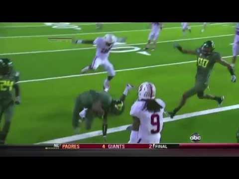 Oregon Ducks 2010 - 2011 HD Highlights (видео)