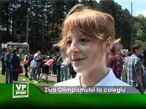 Ziua Olimpismului la colegiu