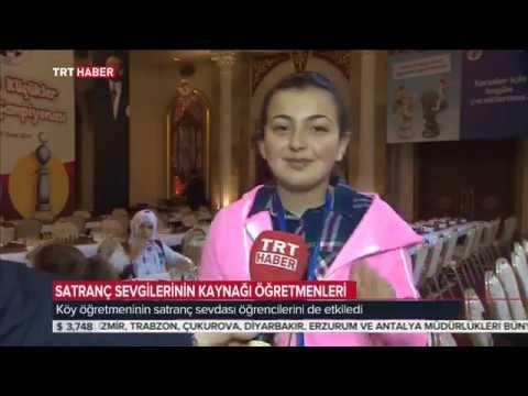 TRT Haber - Satranç ile hayatları değişti - 3 Şubat 2017