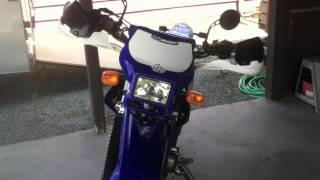 3. 2012 Yamaha TTR230 Baja design street kit