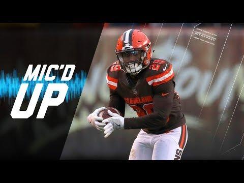 Video: Duke Johnson Mic'd Up vs. Jaguars
