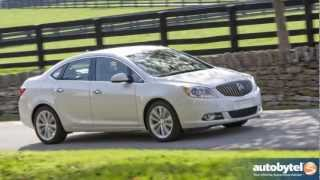 2013 Buick Verano Turbo Test Drive&Luxury Car Video Review