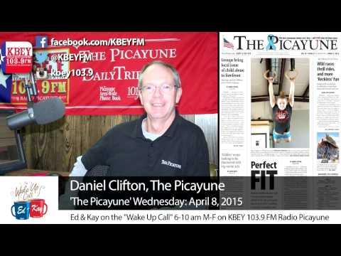 The Picayune: April 8 with Daniel Clifton | KBEY 103.9 FM