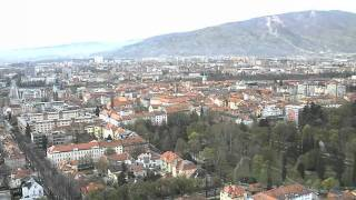 Maribor (pogled s Piramide) - 06.04.11