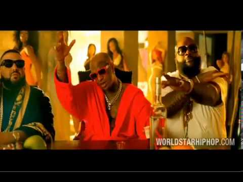 DJ Khaled ft Drake, Rick Ross, Lil Wayne – No New Friends (clip)
