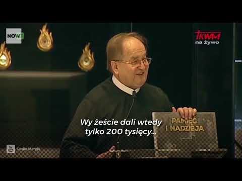 PiS dało tylko 200 tyś, Tadzio wykpił ten ochłap…