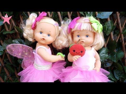 Videos de uñas - ¡NUEVO! Las hadas Nenuco Sonia Macedonia y Liz como una lombriz Juguetes
