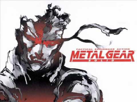 Metal Gear Solid OST : Blast Furnace