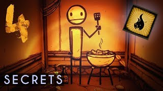 How to find theMeatly in Bendy Chapter 4 (BATIM Chapter 4 Secrets)