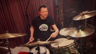 Drumsolo René Creemers - 'Evidence'