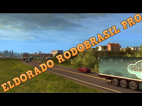 Eldorado Map Rodobrasil FREE v1.6.5 for 1.24