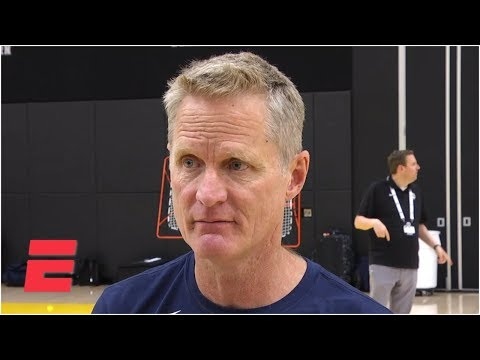 Video: Steve Kerr reacts to DeMarcus Cousins' demoralizing injury | FIBA World Cup