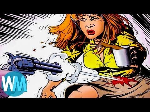 Top 10 Most Controversial Superhero Stories