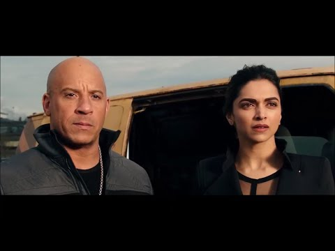 xXx Return of Xander Cage Hindi : Road Fight scenes  (06)