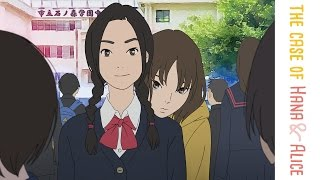 The Case of Hana & Alice - Trailer [English Subtitled]