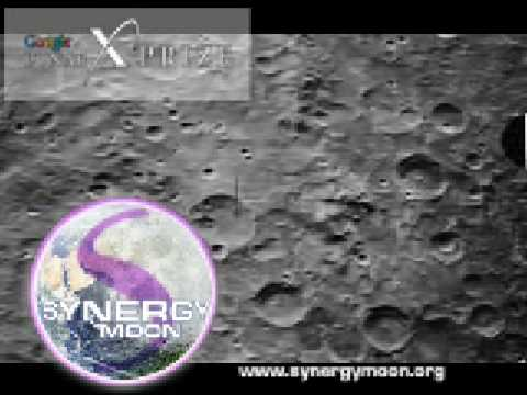 GOOGLE LUNAR X PRIZE - TEAM SYNERGY MOON - MOONLIGHT SONATA