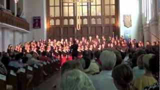 Stellenbosch University Choir - Ave Maria