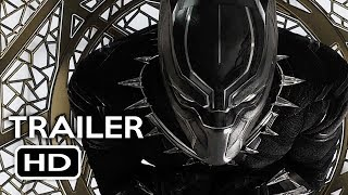 Black Panther Official Trailer #2 (2018) Chadwick Boseman Marvel Movie HD by Zero Media