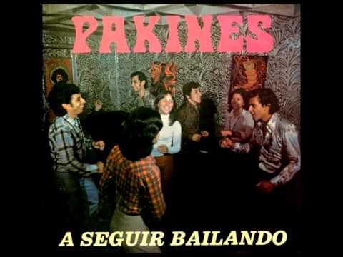 LOS PAKINES - A seguir Bailando (1977 Mix Parranda)
