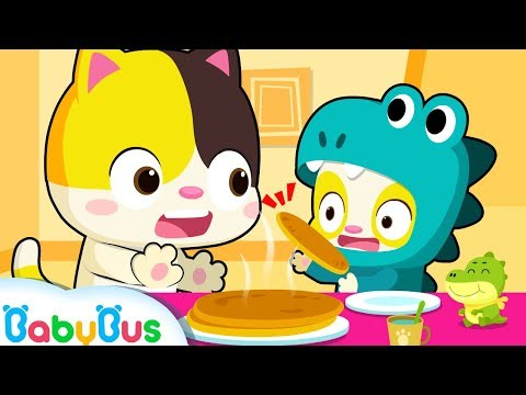 """""""No No"""" Touch Hot Pancakes 