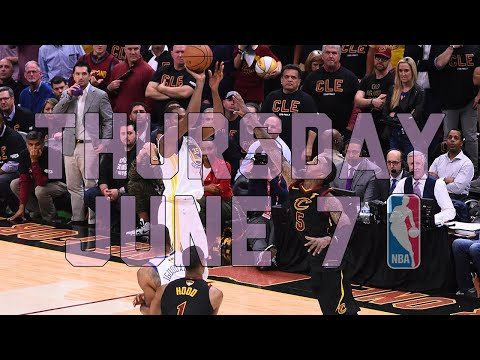 NBA Daily Show: June 7 - The Starters
