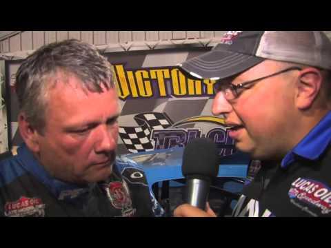 Lucas Oil MLRA Quickhit @ Tri-City Speedway 07/11/14