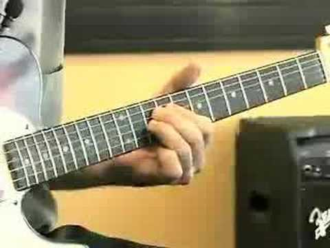 Mit Guide Tones In Your Spielen - Guitar Lesson