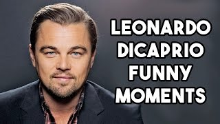 Video Leonardo DiCaprio Funny Moments MP3, 3GP, MP4, WEBM, AVI, FLV Juli 2018