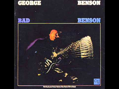 Geroge Benson - BAD BENSON  full album