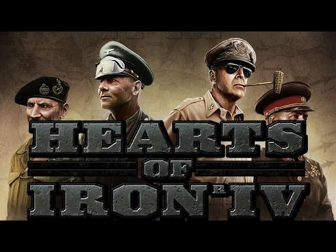 Hearts of Iron 4. Обзор-летсплей от Cr0n. Review.