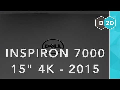 "Full Review - 2015 Dell Inspiron 7000 (15"" - 4K Display)"