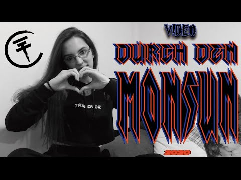 Mi REACCIÓN a DURCH DEN MONSUN 2020 - VIDEO - Tokio Hotel