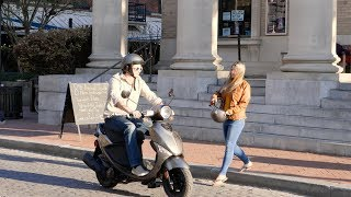 7. Genuine Scooters Buddy 170i Date Night Ride