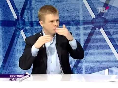 Ростислав Шапошников в прямом эфире. ТВі 06.04.12