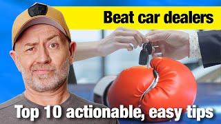 Video Top 10 Ways to Beat a Car Dealer   Auto Expert John Cadogan   Australia MP3, 3GP, MP4, WEBM, AVI, FLV April 2019