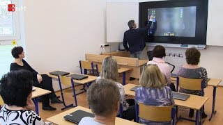 ZŠ v Moravičanech má novou multimediální učebnu